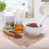 AniForte kaltgepresstes Leinöl – Naturprodukt für Hunde, Katzen & Pferde - 3