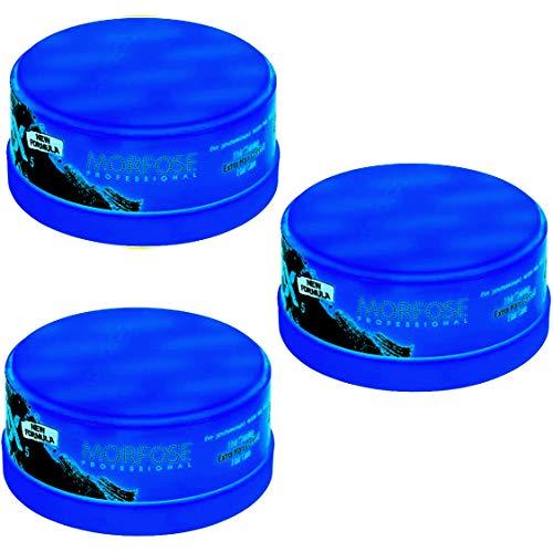 Preisvergleich Produktbild Morfose Aqua Gel-Wax 3 x 150ml (Extra Hair Control No:3)