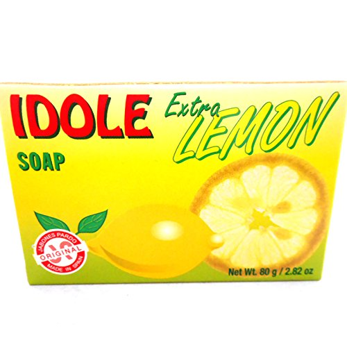 Idole Exfoliating Soap - Lemom/Medium 2.82 oz.