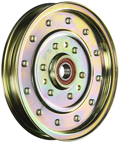 Maxpower 332518B Idler Pulley, Replaces Exmark 1-633109, 11-64667, 1164667, 1267685 and Husqvarna 539102610
