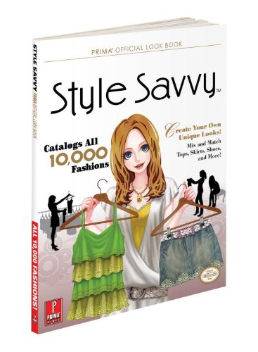 Style Savvy: Prima Official Game Guide