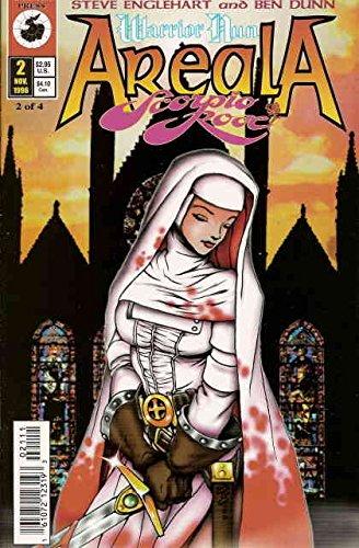 Warrior Nun Areala: Scorpio Rose #2 FN ; Antarctic comic...