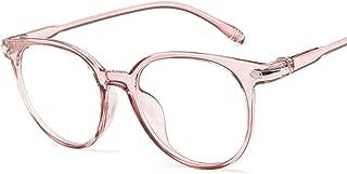 DishyKooker Unisex Retro Frame Fashion Glasses Flat Mirror All Matching Glasses Frame