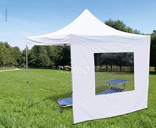 Reimo Tent Technology Seitenwand mit Fenster für Faltpavillon 90542/90545 (932990543)