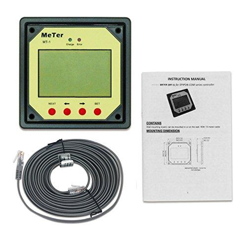 EPSOLAR Fernbedienung Meter (mt-1) für epipdb-com Serie Controller