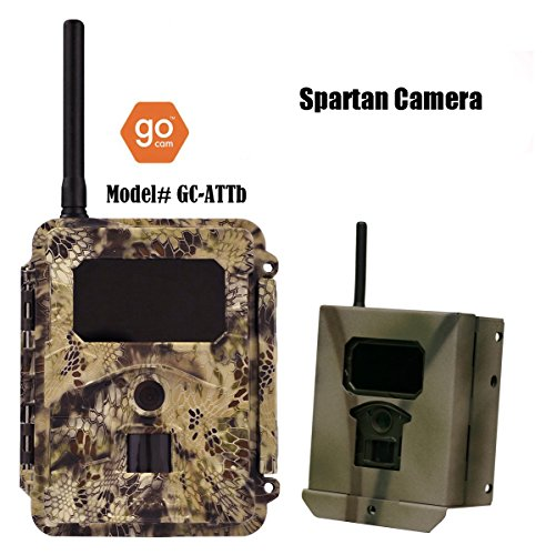 Price comparison product image Spartan GoCam AT&T Blackout Flash with Free $40.00 Lockbox included