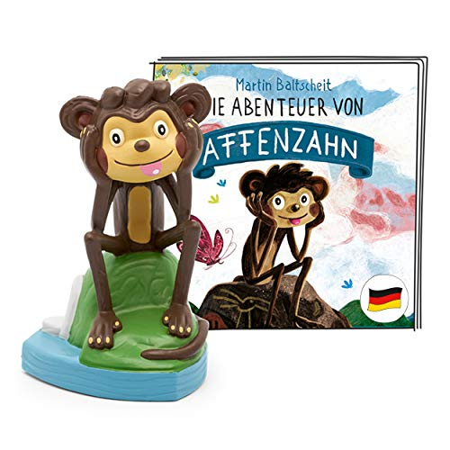 tonies Hörfigur für Toniebox, Affenzahn Utopia – Die Abenteuer von Affenzahn, Hörspiel für Kinder ab 6 Jahren, Spielzeit ca. 55 Minuten