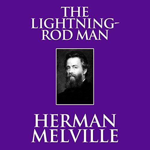 The Lightning-Rod Man audiobook cover art