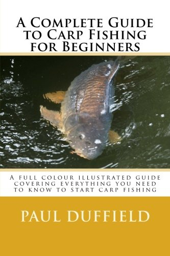 A Complete Guide to Carp Fishing for Beginners