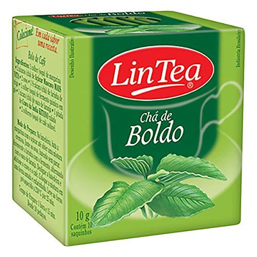 Boldo-Tee, YOKI, Karton mit 10 Beutel, 10g.