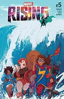 Marvel Rising (2019) #5 (of 5) by [Nilah Magruder, Audrey Mok, Rob Di Salvo]