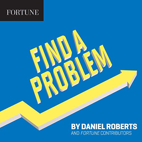 Find a Problem audiobook cover art