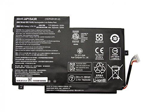 Acer Switch 10 E (SW3-016P) Original Akku 30Wh