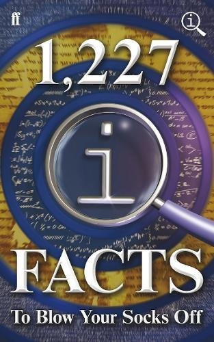 1,227 Qi Facts to Blow Your Socks off by John Lloyd . John Mitchinson(2012-11-01)