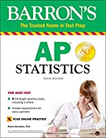 AP Statistics with Online Tests (Barron's Test Prep)