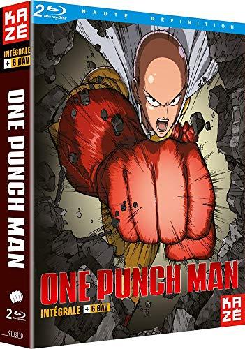 One Punch Man-Saison 1-Intégrale BR [Blu-Ray]