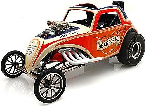 Bradford's Alterot Fiat Dragster1 18
