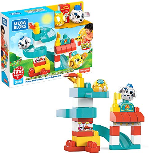 Mega Bloks Peek a Blocks Amusement Park  $9.99 at Amazon