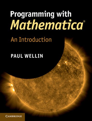 Programming with Mathematica-: An Introduction (English Edition)