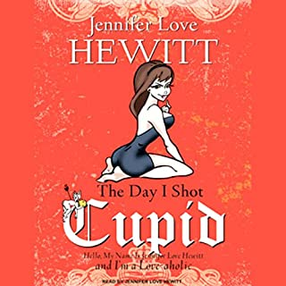 The Day I Shot Cupid audiobook cover art