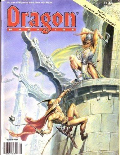 Dragon Magazine, No 148, No 3 August 1989