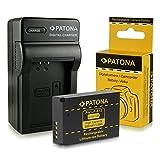 Cargador + Batería LP-E12 para Canon EOS 100D | EOS M | EOS Rebel SL1