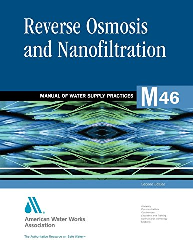 Download Reverse Osmosis and Nanofiltration (Awwa Manual) 1583214917