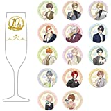 BROTHERS CONFLICT シャンパングラス Party ver.