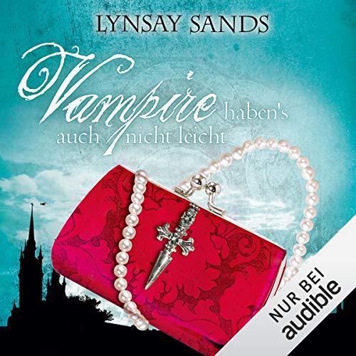 Vampire haben's auch nicht leicht audiobook cover art