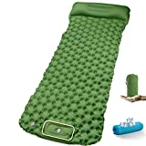 Sleeping Pad,Wide Camping Pad,Ultra Wide Camping Mat,Ultralight Camping Mattress with Cool Towel
