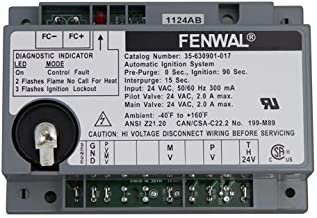 Henny Penny 14935 Ignition Module Fenwal 24Vac For Henny Penny Fryer Ofe-321 Ofe-322 441713