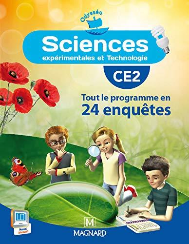 Sciences CE2 Odysséo : Tout le programme en 24 enquêtes