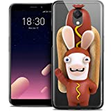 Caseink Case for Meizu M6s (5.7) - The Raving Rabbits?