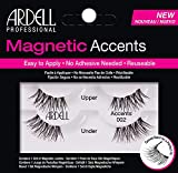 Ardell Magnetic Accent Lashes, 002 Black