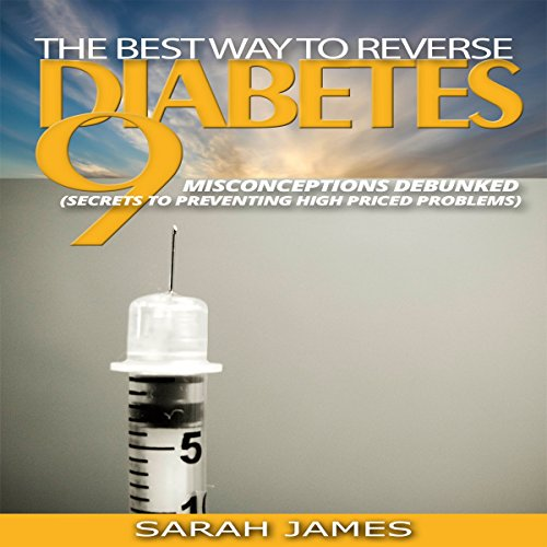 The Best Way to Reverse Diabetes cover art