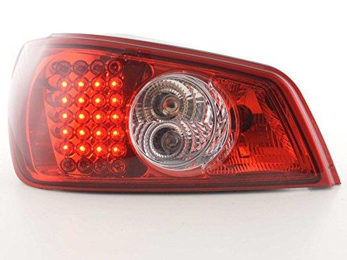 FK Automotive FKRLXLPG207 LED Feux arrière, Rouge
