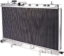 Aluminum Radiator Replacement For SUBARU IMPREZA GDA/GDB WRX STI Vers 7~9 02-07