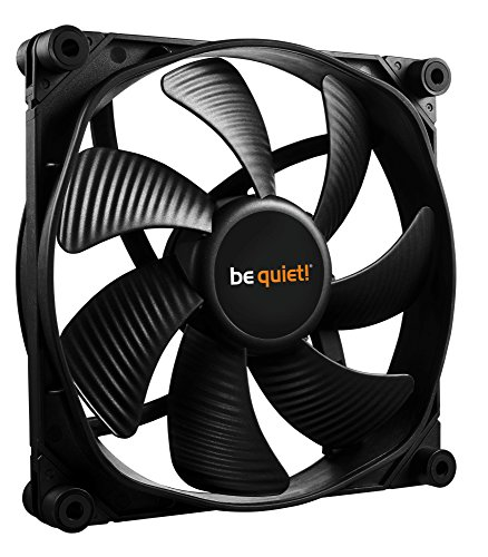 be quiet! Silent Wings 3 140mm PWM High-Speed, BL071, Cooling Fan