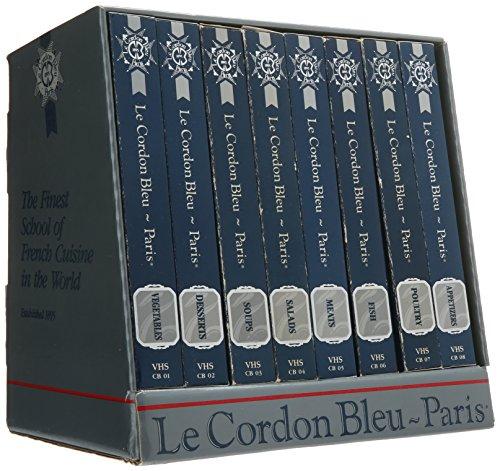 Le Cordon Bleu Set Vols. 1-8 [VHS]