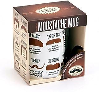Family Games Moustache Mug