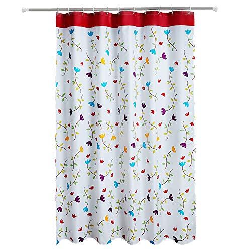 & accessoires voor de badkamer, polsban, magnetisch, robuust, wasbaar, waterdicht, breed, gordijn van polyester, modieus. 180X200cm