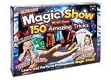 SHINE Boite Magique pour Les Enfants 150 Tours Ensemble-CADEAUDE Magie