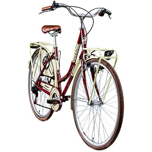 Galano Hollandrad 700c Damenfahrrad Citybike Damenrad 28