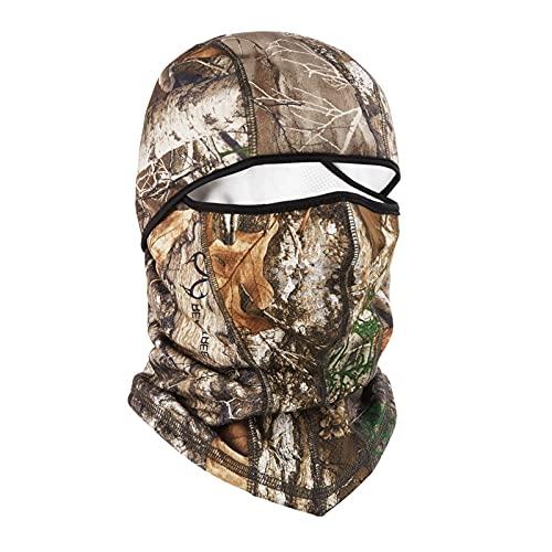 Balaclava Ski Mask Hunting Camo Face Masks Realtree Edge Camo for Men & Women