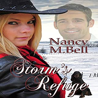 Storm's Refuge     A Longview Romance, Book 1              By:                                                                                                                                 Nancy M. Bell                               Narrated by:                                                                                                                                 Georgia Bragg                      Length: 6 hrs and 39 mins     Not rated yet     Overall 0.0