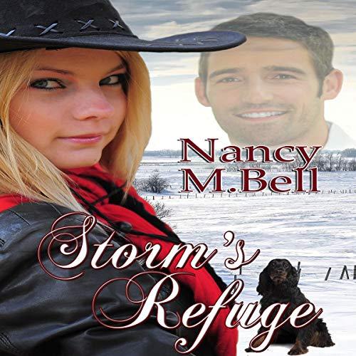 Storm's Refuge audiobook cover art