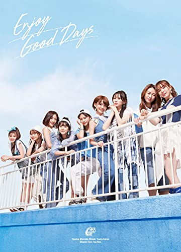 Enjoy / Good Days (初回生産限定盤) (CD+BD) (特典なし)