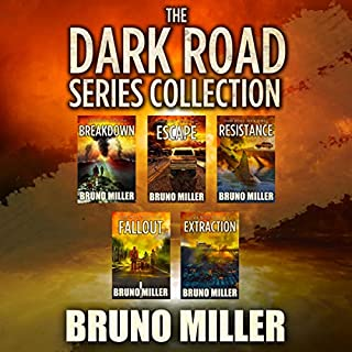 The Dark Road Series Collection cover art