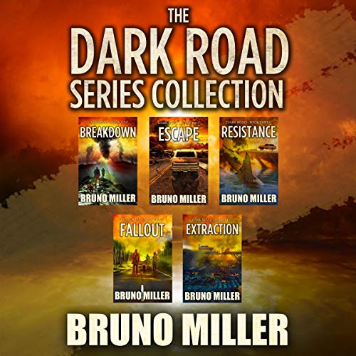 The Dark Road Series Collection audiobook cover art