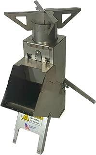 wood gasifier heater